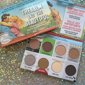 THEBALM and the beautiful palette 1